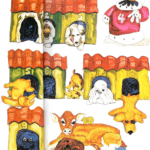 The ten little dogs