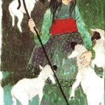 I was a shepherdess