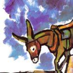 El burro y la escuela