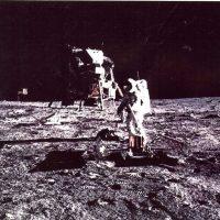 Una visita a la Luna