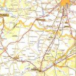 ¿Qué te dice un mapa de carreteras?