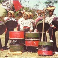 Instrumentos exóticos de percusión