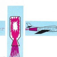 Reactors and rockets
