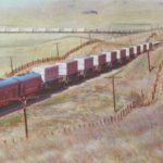 Transportes por camión y tren