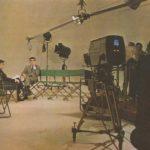 Micrófonos en radio y televisión