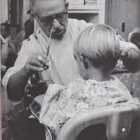 Para cortar el pelo