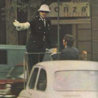 Policía en la ciudad