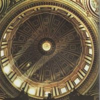 El dedo que está desapareciendo en la Basílica de San Pedro