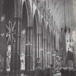 Tumbas en una iglesia