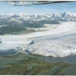 Un gigantesco río de hielo