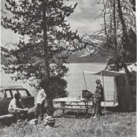 El mejor sitio para acampar
