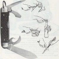 El cuchillo ideal