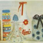 Colecciones de objetos bellos