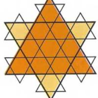 Contar triángulos