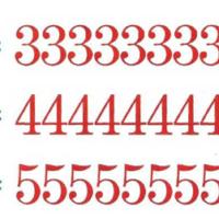 Trucos con números